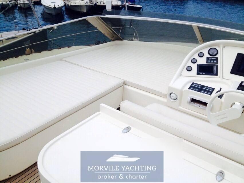 Posillipo Technema 65 motor boat
