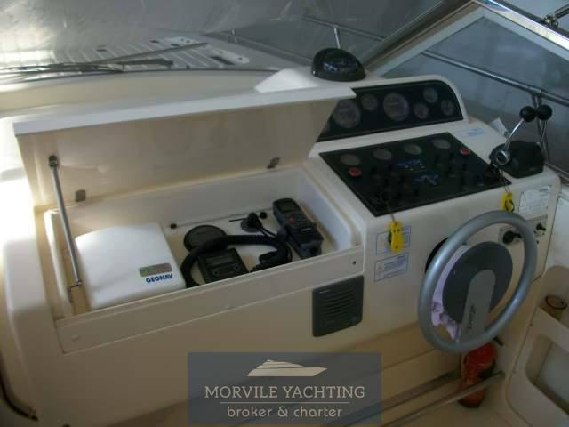 Fiart mare 32' genius motor boat