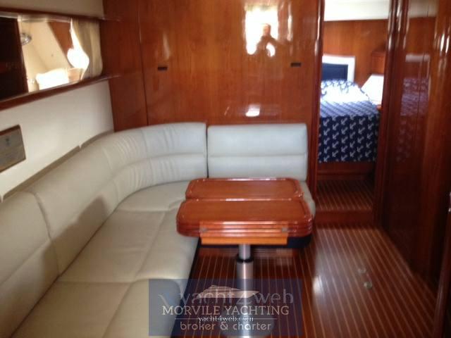 Rizzardi 50 top line Express cruiser charter