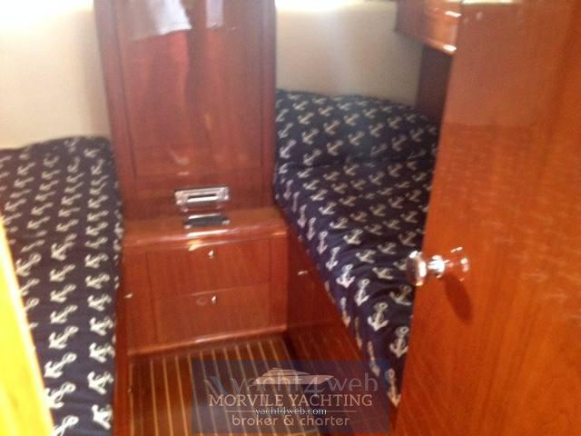 Rizzardi 50 top line Motor boat charter
