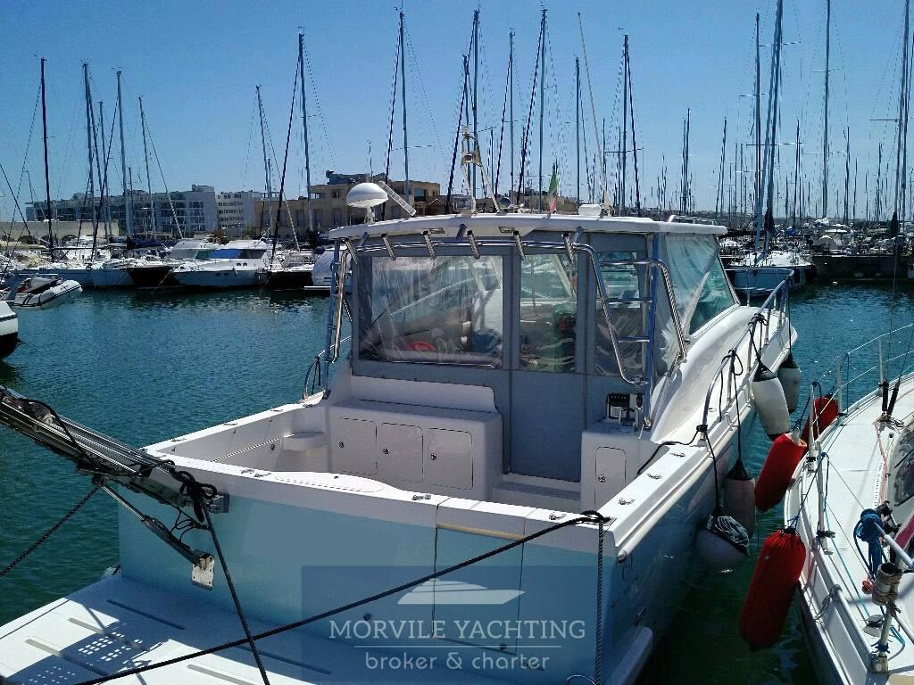 STARMARINE 36 fisherman Motor boat used for sale