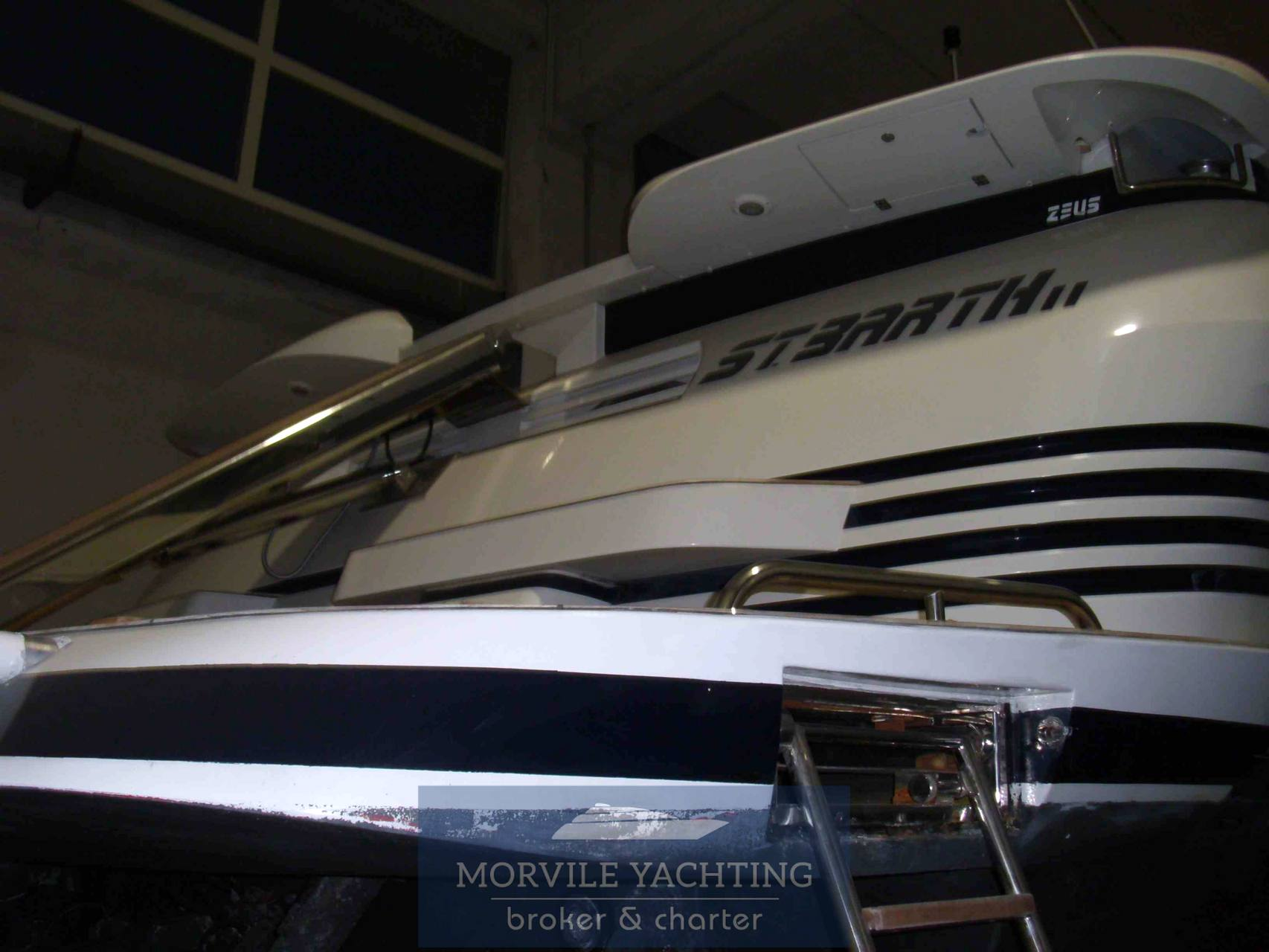 Pershing 54 Motor boat used for sale