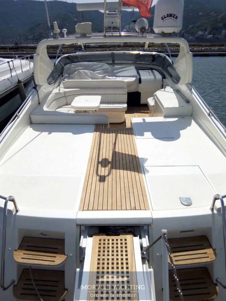 Cantieri di sarnico 58 barca a motore
