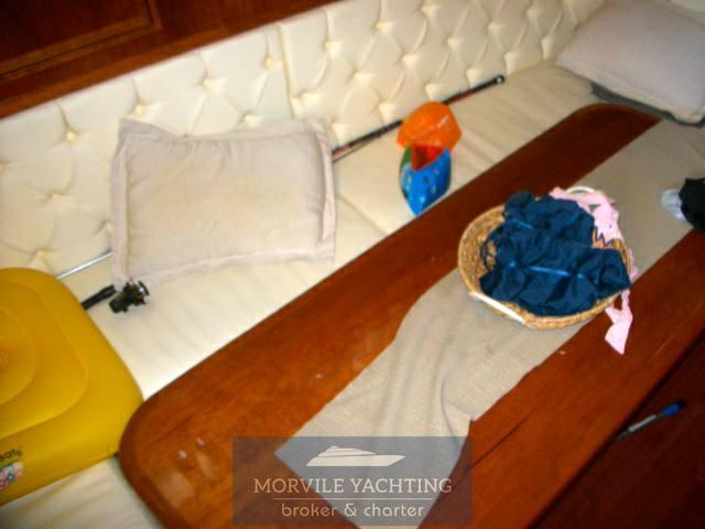 Fratelli Aprea Sorrento 36 ht Gozzo cabin cruiser usado