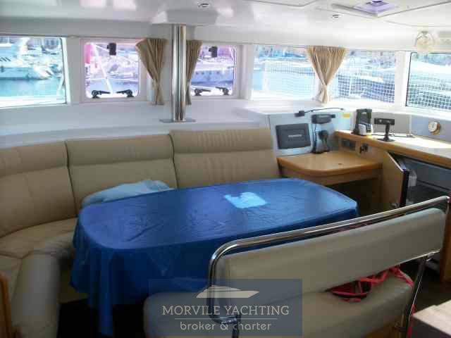 Lagoon 440 sailing boat