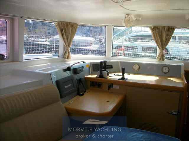 Lagoon 440 Catamaran used