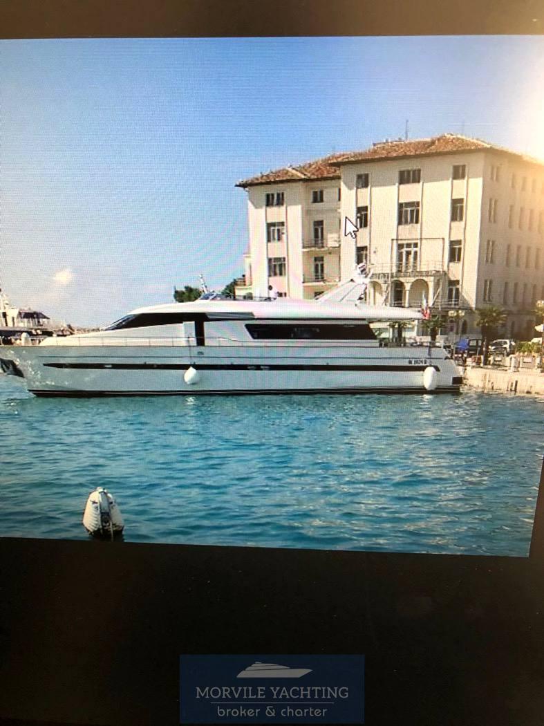SAN LORENZO Sl 82 Barca a motore usata in vendita