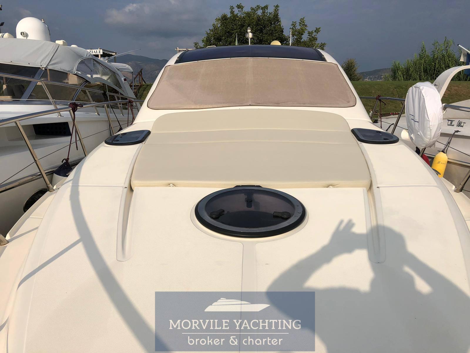 Airon Marine 4300 t-top motor boat