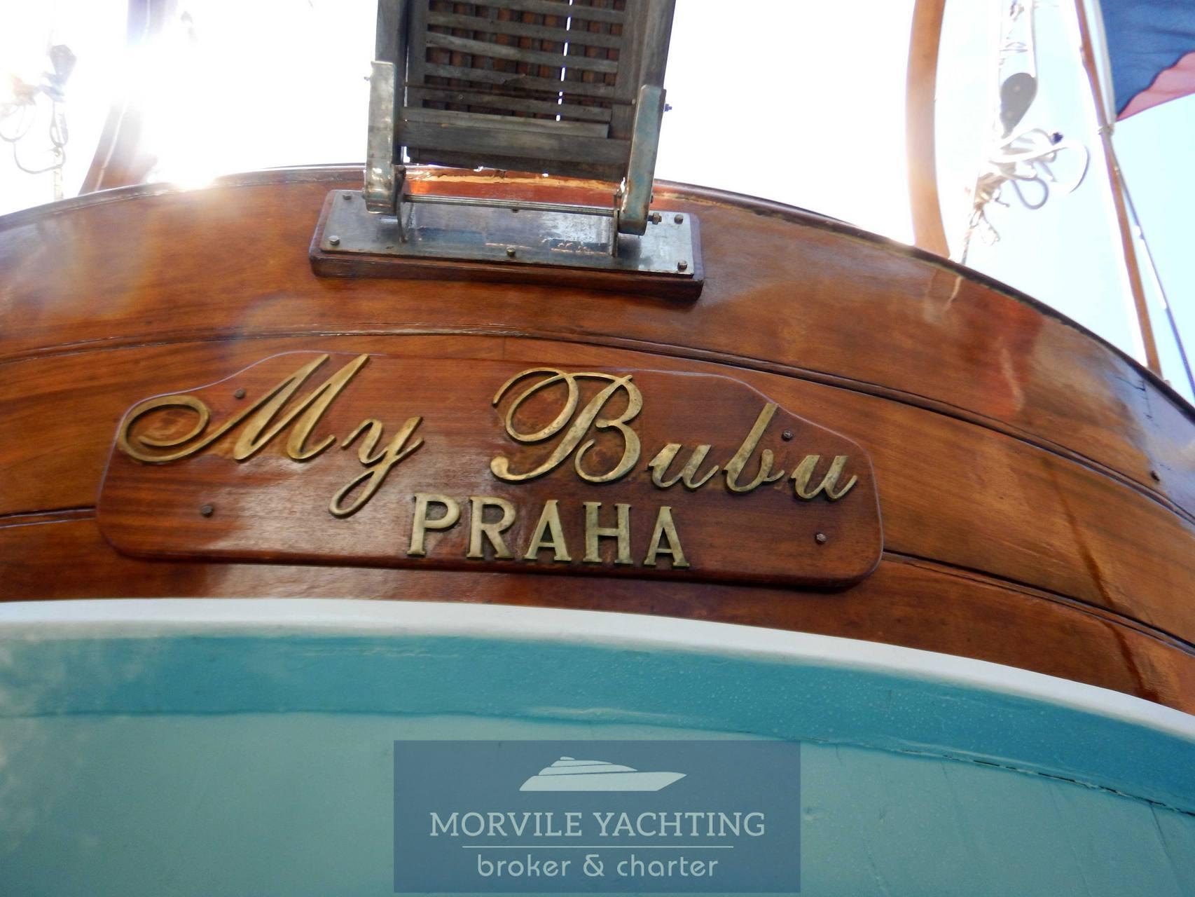MY BUBU Caicco barca a vela