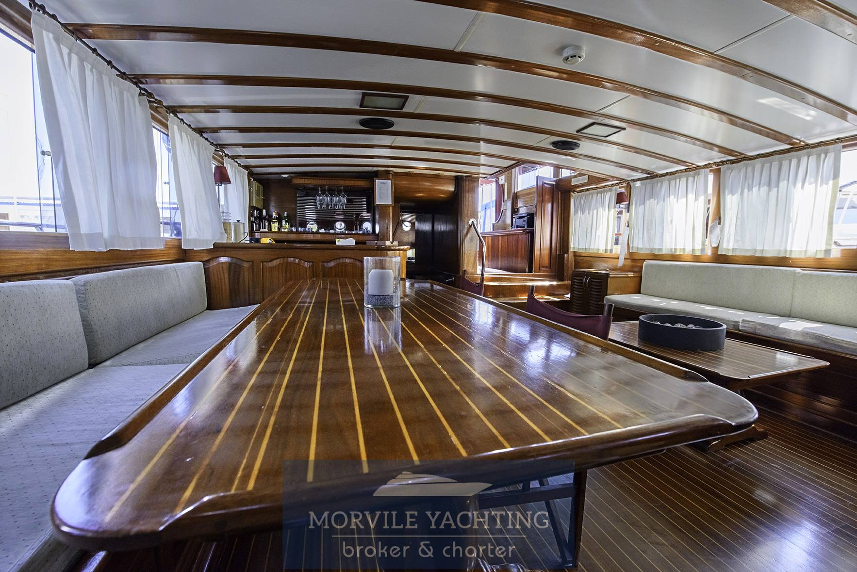 TERSANE Caicco Sailing boat charter