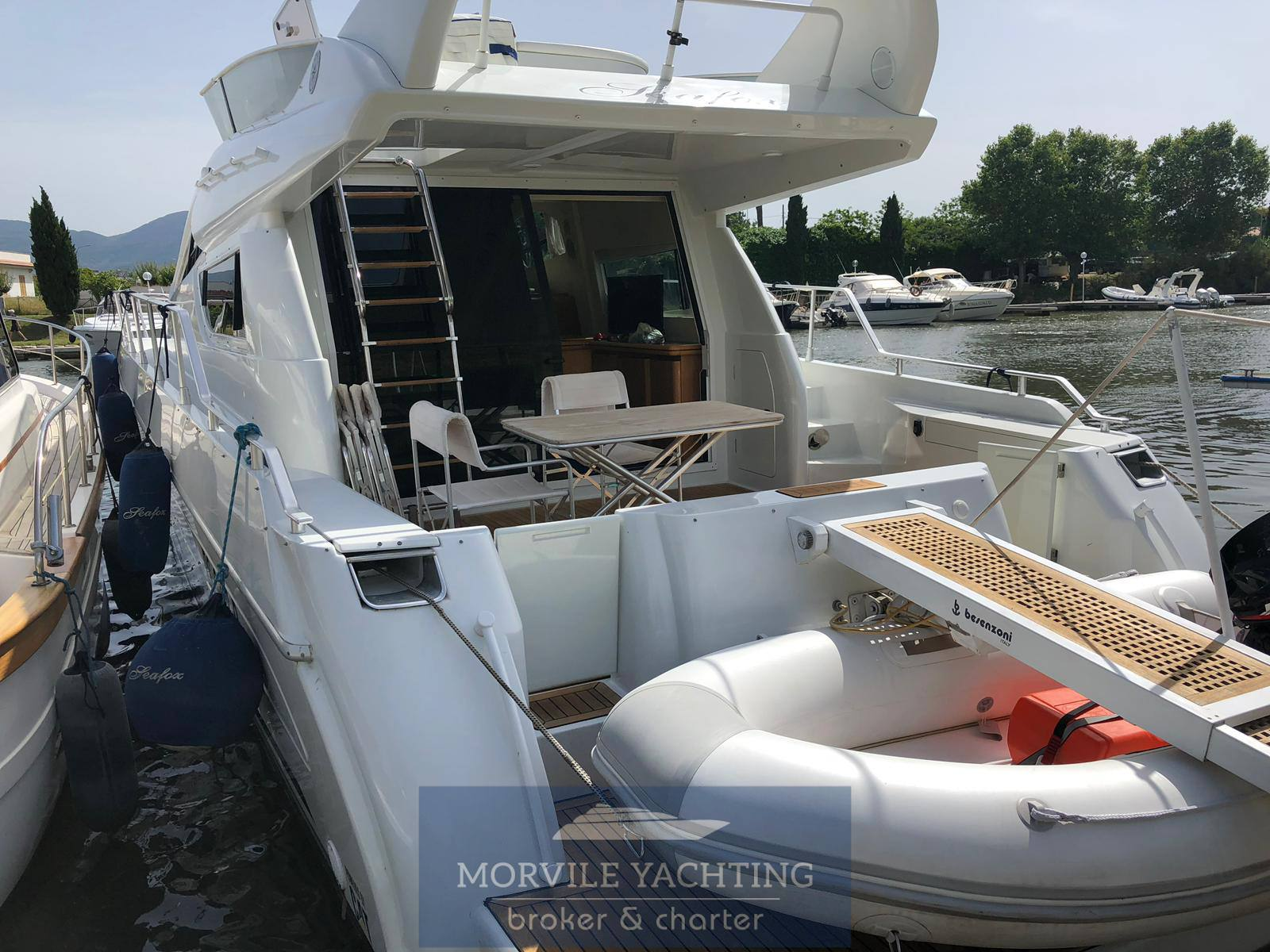 022Raffaelli Maestrale 52 bateau à moteur