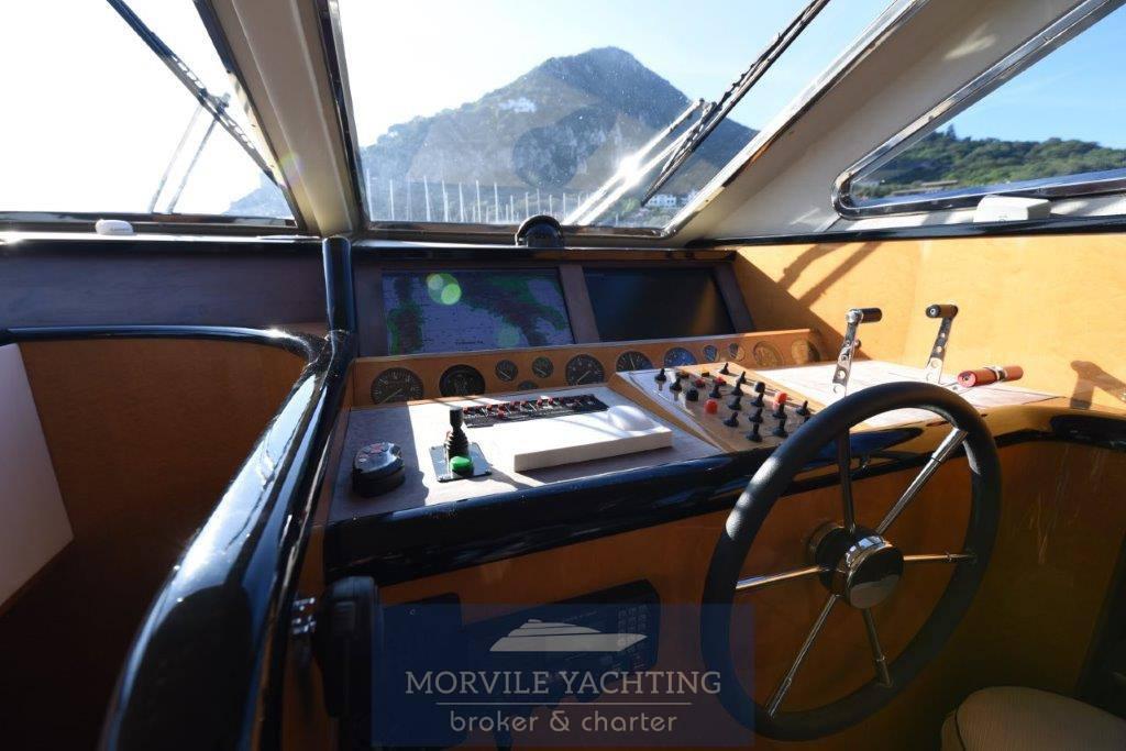 Phantom 80 italversilkraft barca a motore