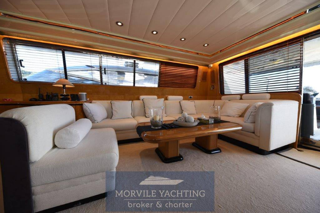 Phantom 80 italversilkraft Barca a motore charter
