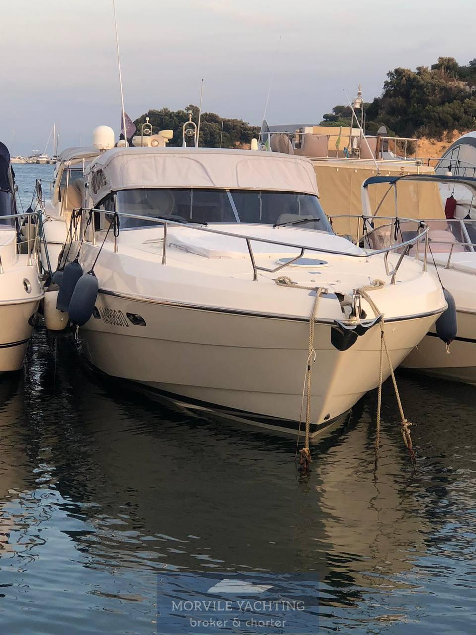 Fiart 38 genius motor boat