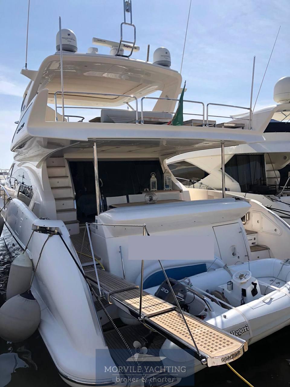 Azimut Az 70 Barca a motore charter