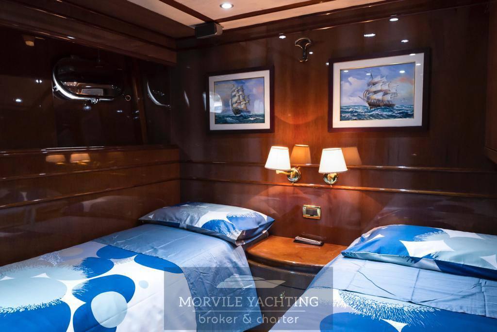BENETTI Sail division Yacht à moteur