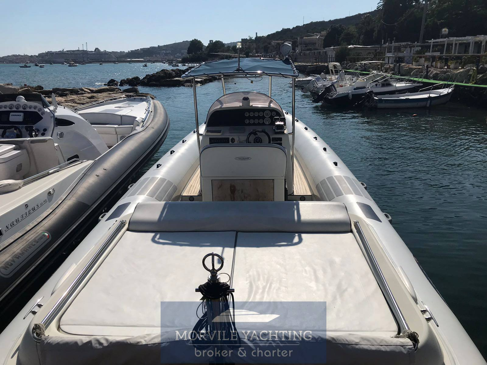 NAUTICA LED 33 Gommone used boats for sale