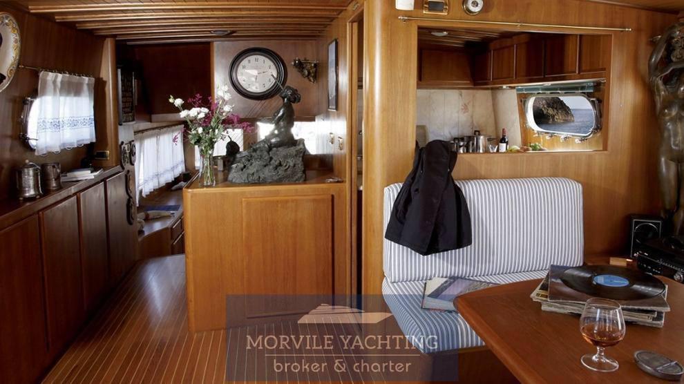 Cantiere nautico Azzurro 21 fotografia