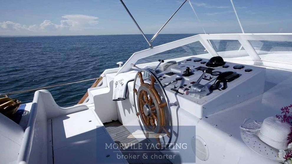 Cantiere nautico Azzurro 21 barca a motore