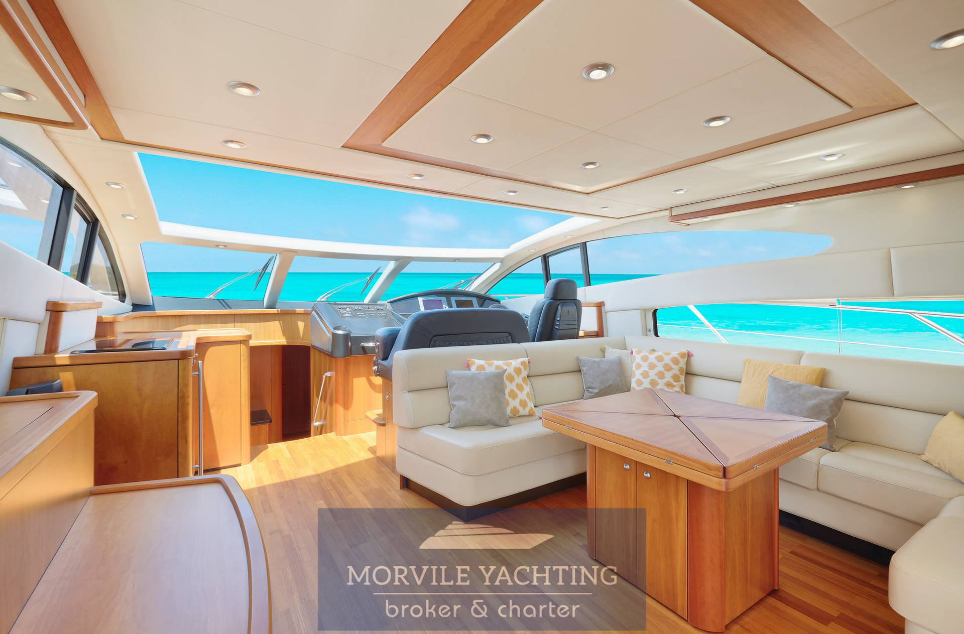 Sunseeker Yachts Predator 72 barca a motore
