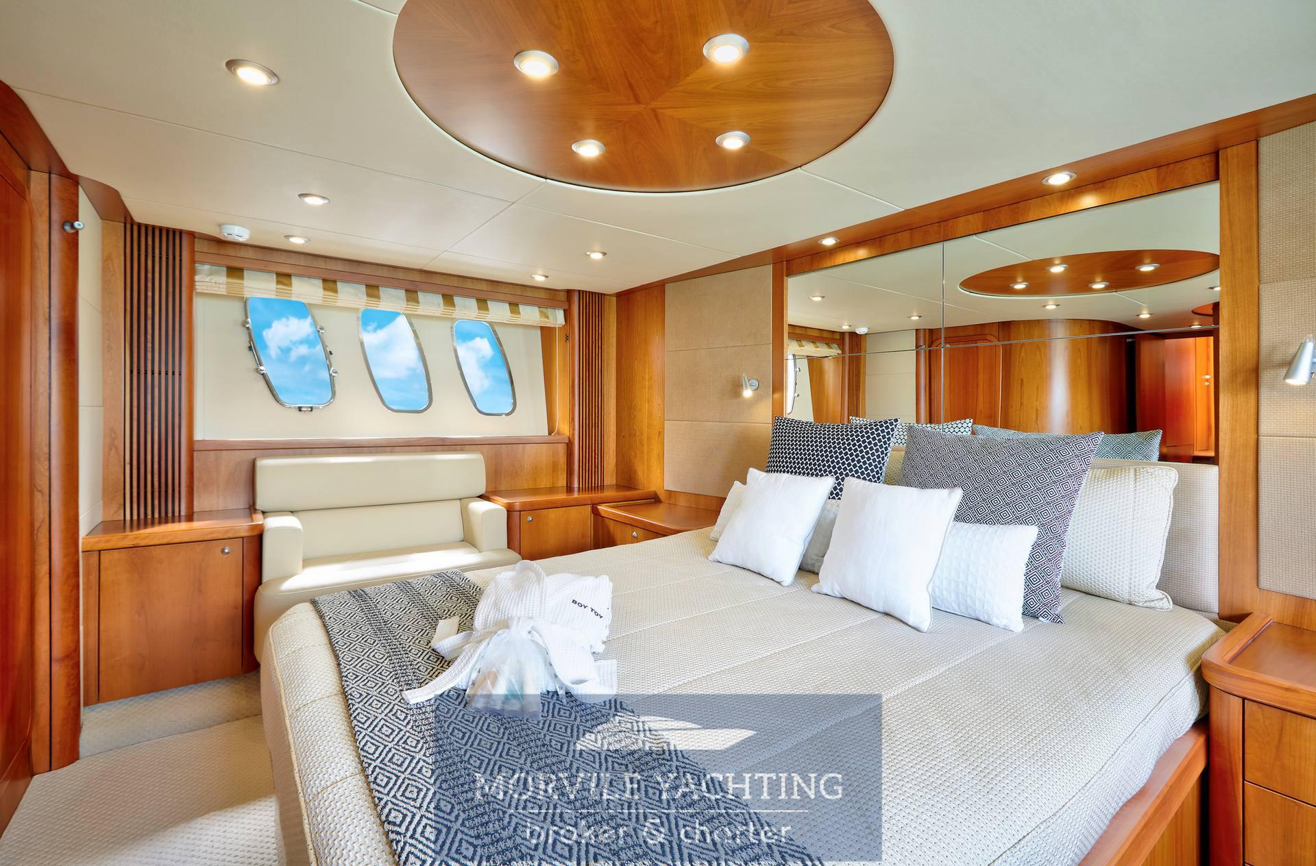 Sunseeker Yachts Predator 72 usato