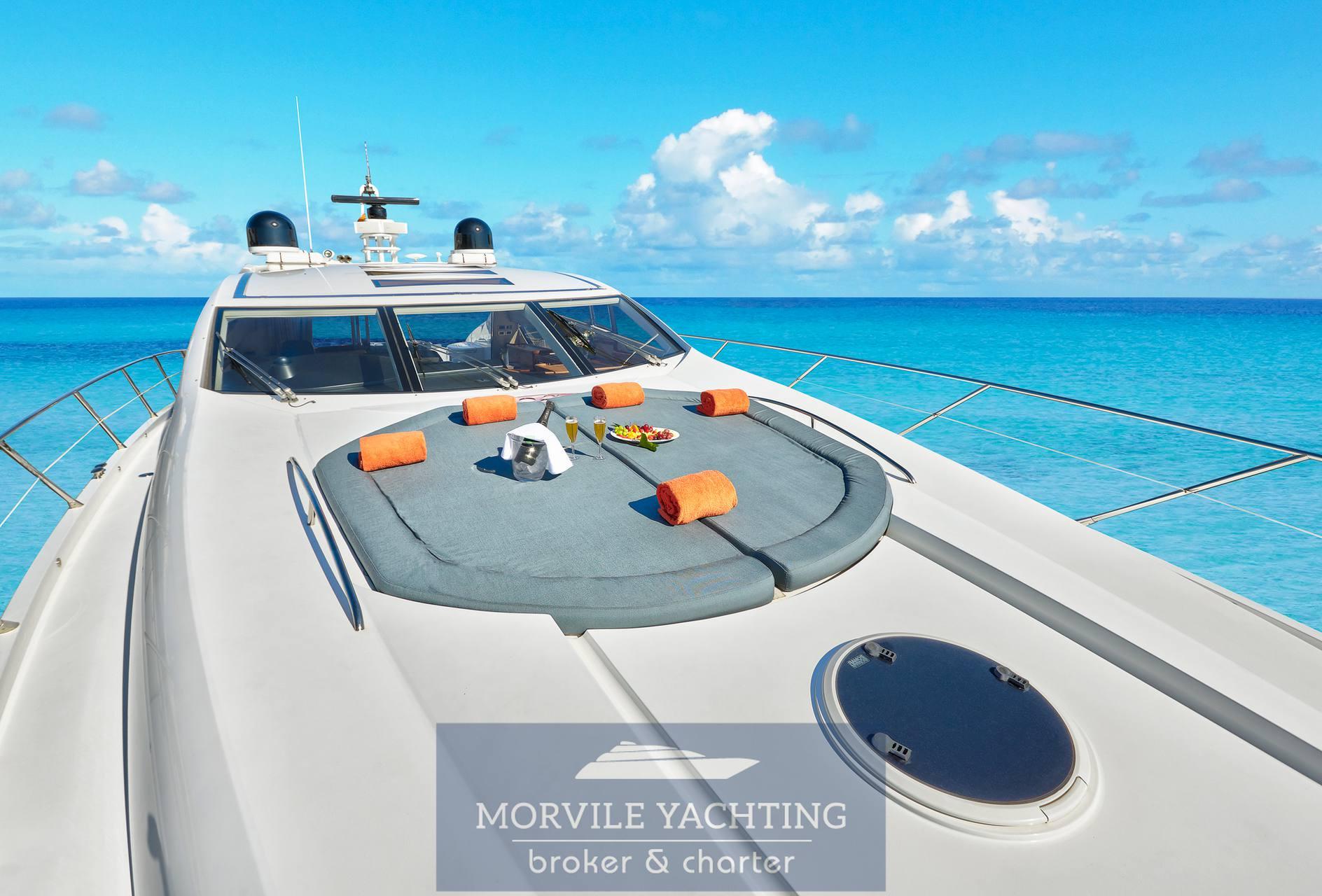 Sunseeker Yachts Predator 72 Barca a motore usata in vendita