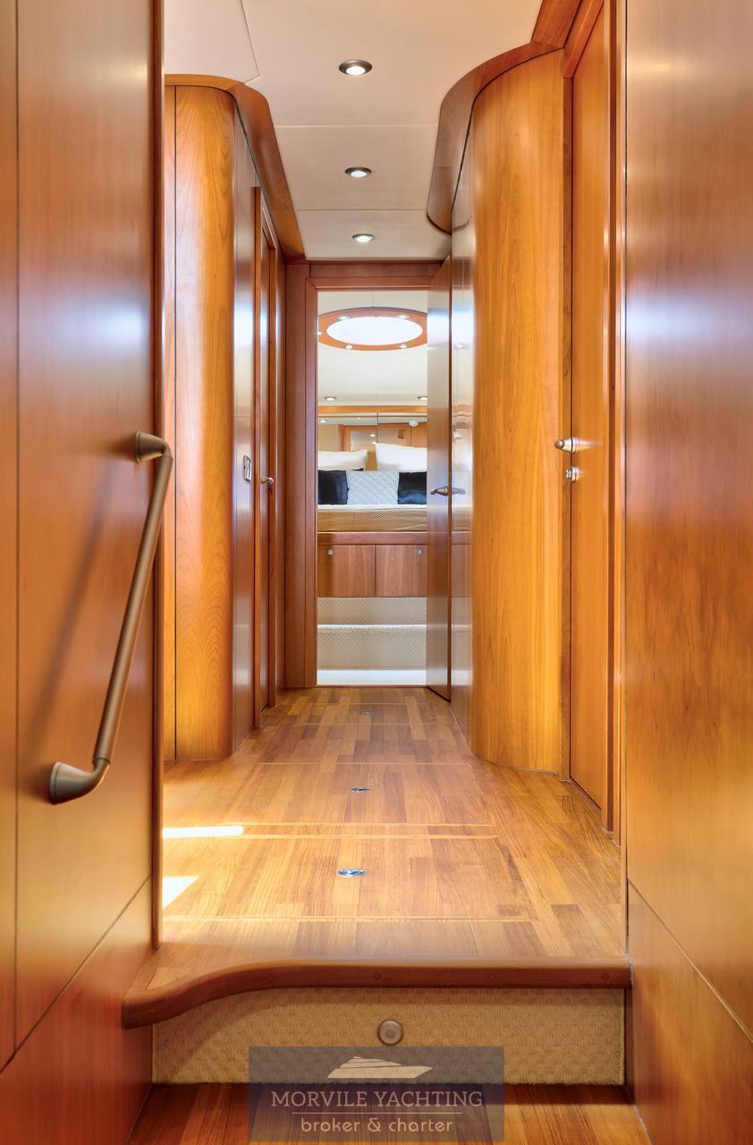 Sunseeker Yachts Predator 72 Hard top usato