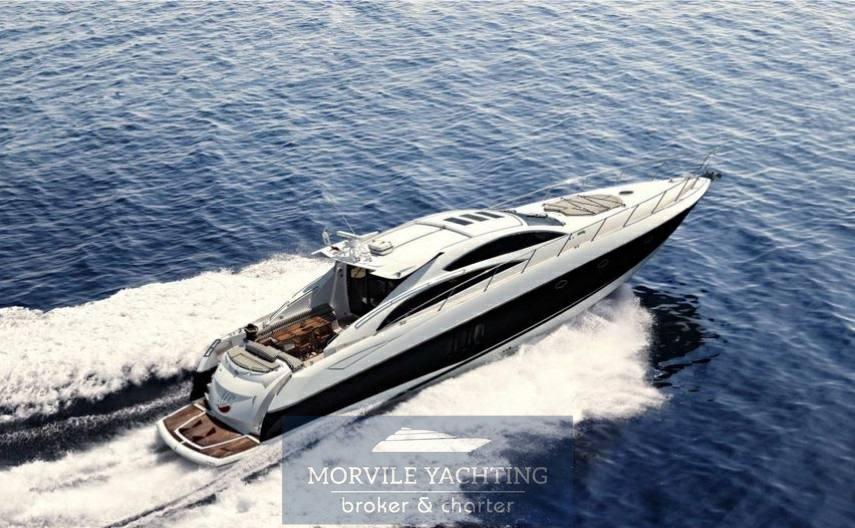 Sunseeker Yachts Predator 72