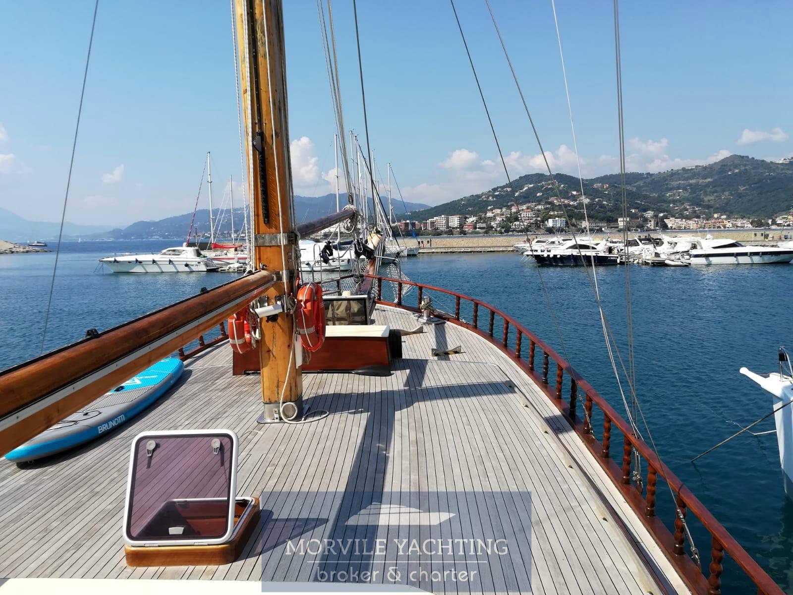 Caicco Turco arcadia motor boat