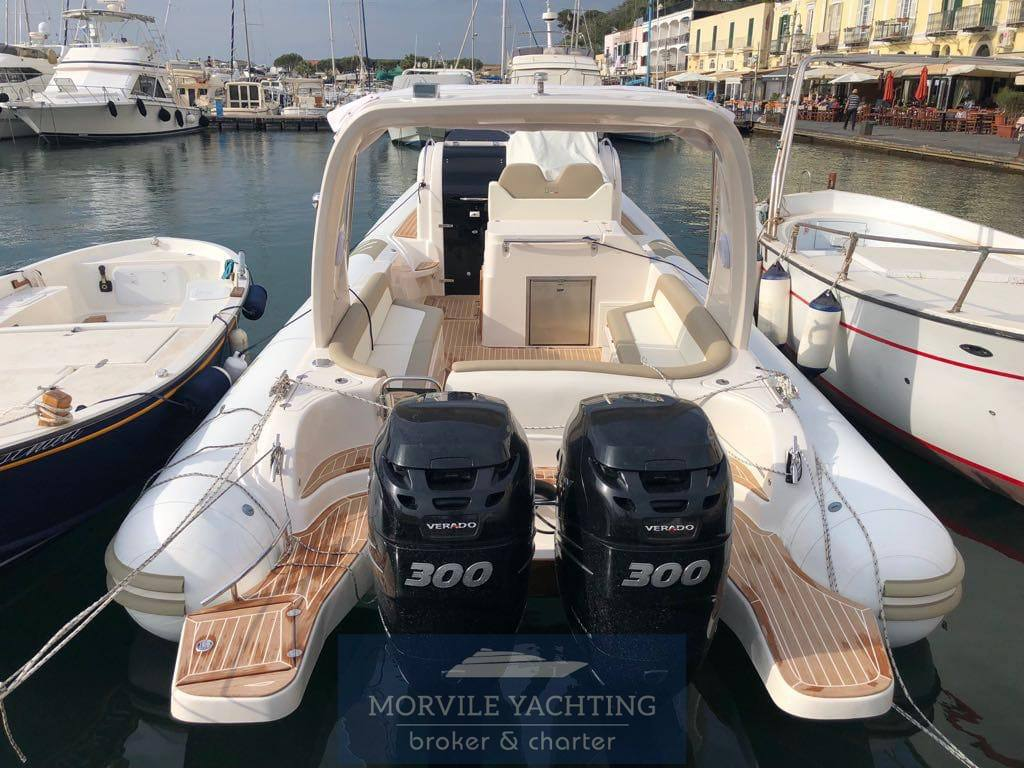 BSC COLZANI Ocean 100 Gommone used boats for sale