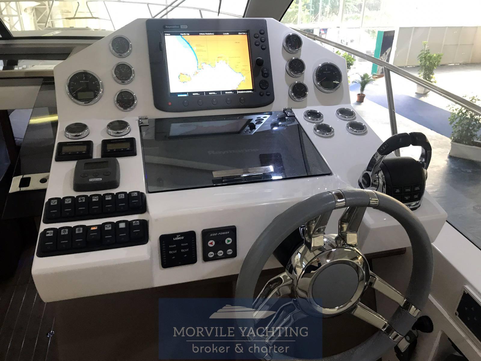 Rio Yachts Rio 42 air Motorboot gebraucht zum Verkauf