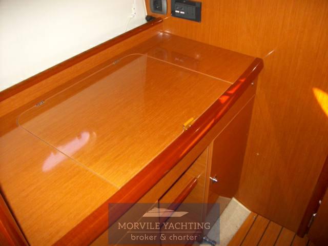 Jeanneau Prestige 42 s motor boat