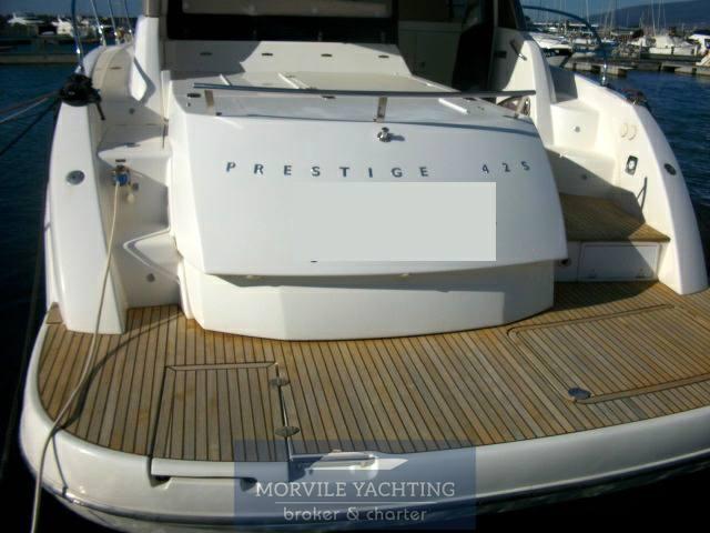 Jeanneau Prestige 42 s Motorboot gebraucht zum Verkauf