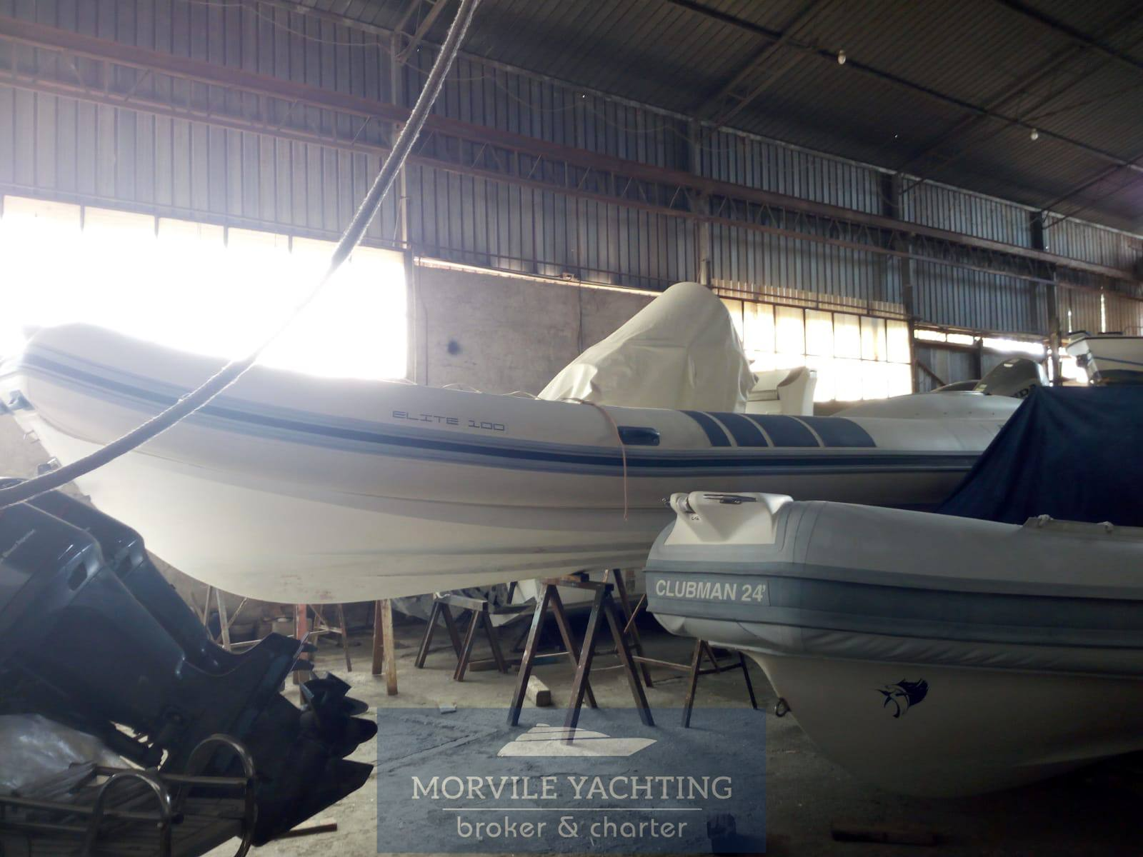 Fire wake boat Elite 100 Gommone usato in vendita