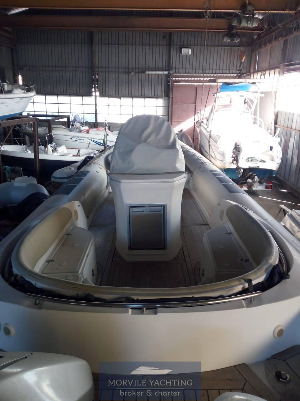 Fire wake boat Elite 100 Gommone usato