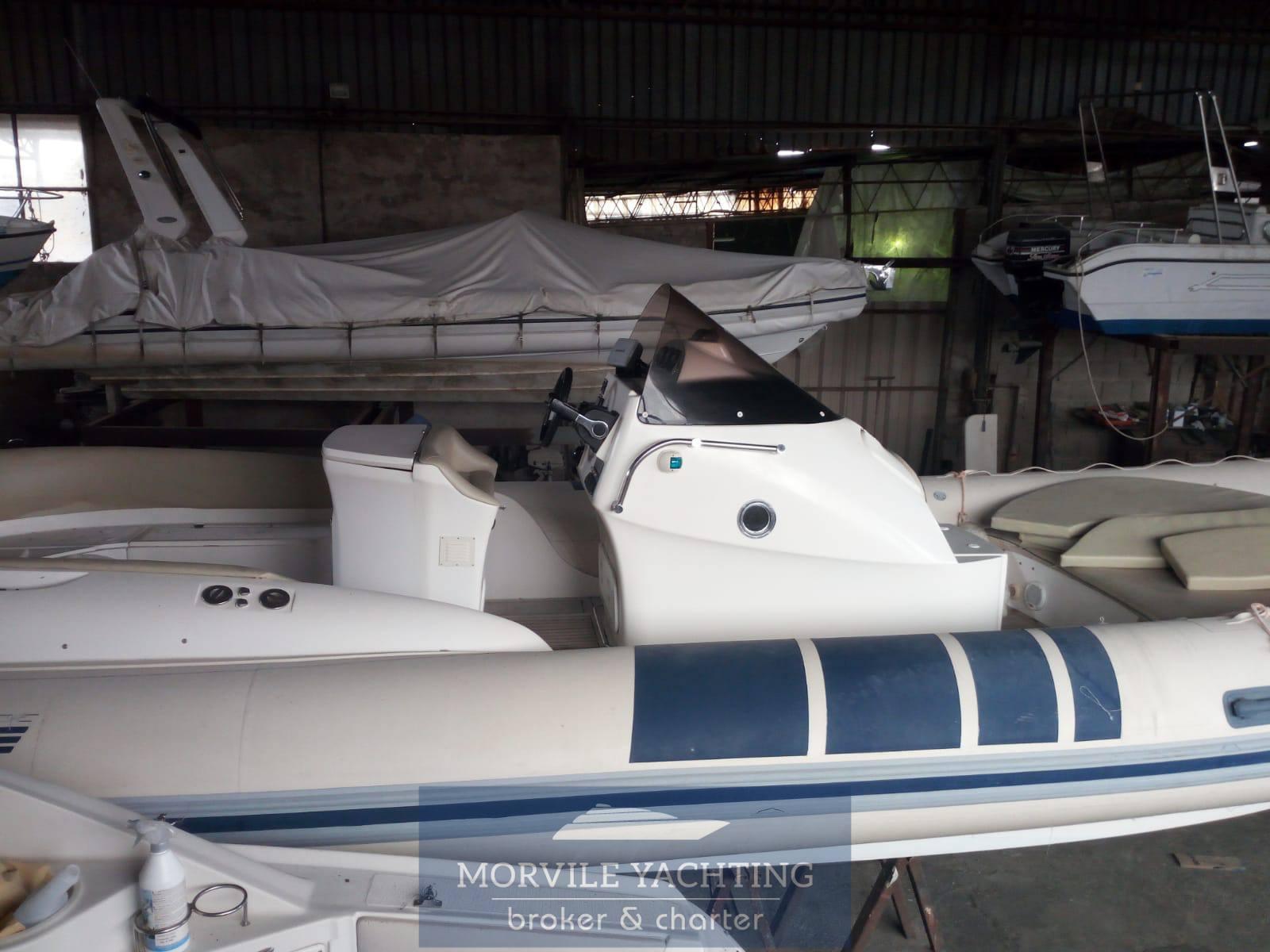 Fire wake boat Elite 100 usato