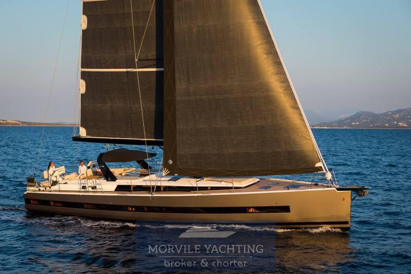 Beneteau Océanis yacht 62 Sailing boat charter