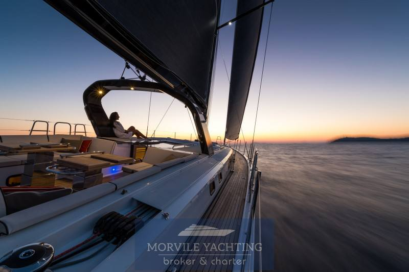 Beneteau Océanis yacht 62 Racer and Cruiser