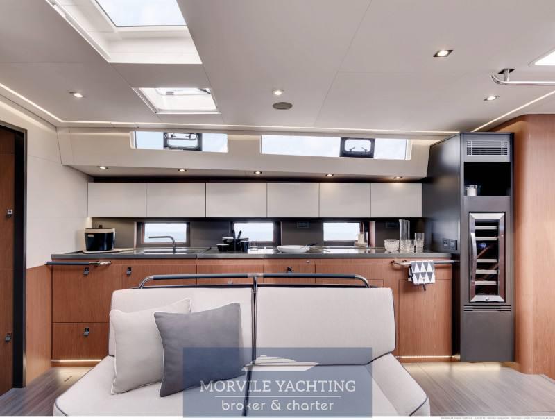 Beneteau Océanis yacht 62 Photo