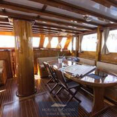 M/S Halilaga 3 bateau à voile