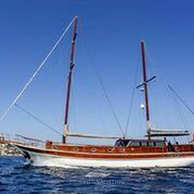 E/M Dragut barca a vela