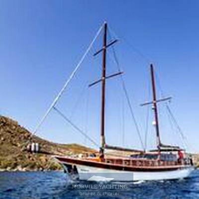 E/M Dragut Barca a vela charter