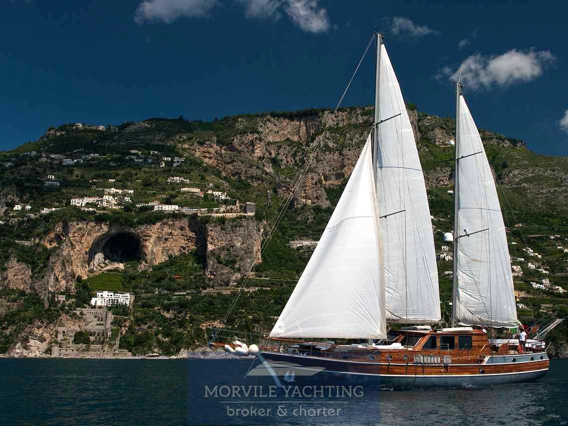 Silver Star II Mazarin 72 Motor boat charter