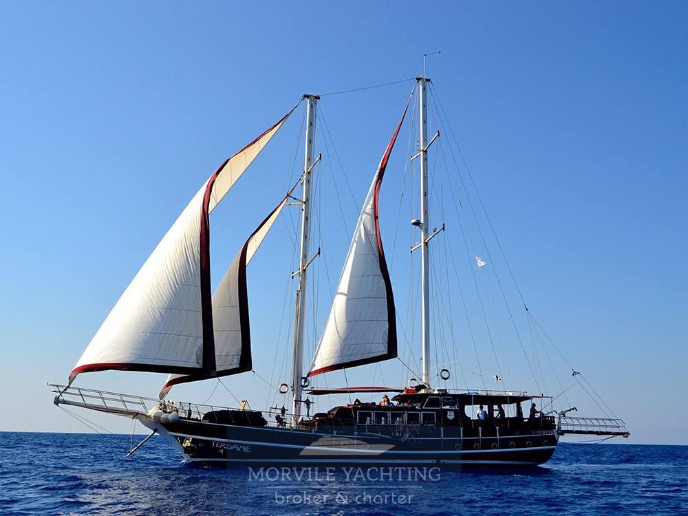 Tersane IV Caicco Barca a vela charter