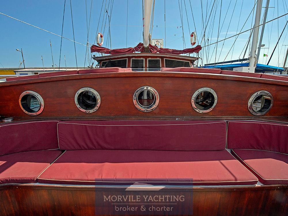 Tersane IV Caicco barca a vela