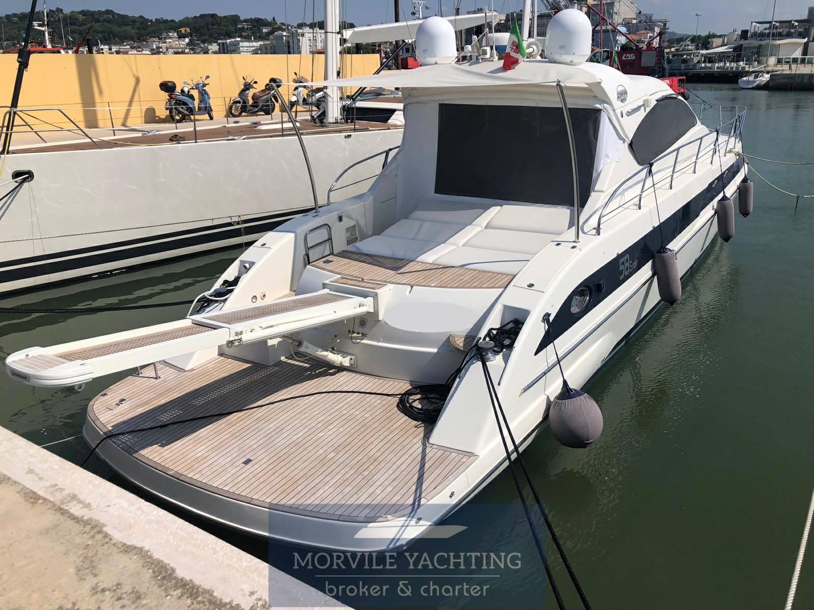 Conam 58 sport Motorboot gebraucht zum Verkauf