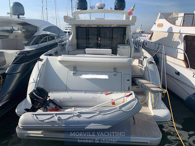 Azimut 62 s Hard top