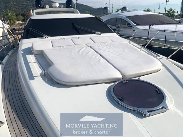 Azimut 62 s barca a motore