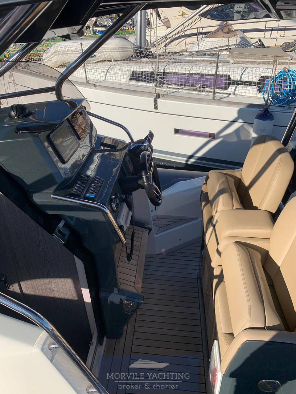 JOKER BOAT Clubman 35 Inflatables occasion