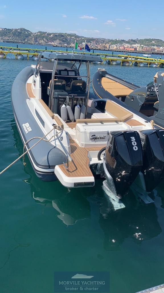 JOKER BOAT Clubman 35 Inflatables